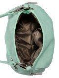 Мятная сумка планшет S.Lavia. Вид 5 миниатюра.