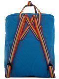 Голубой рюкзак Kanken в категории Детское/Школьные рюкзаки/Школьные рюкзаки для подростков. Вид 4