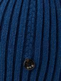 Темно-синяя шапка Gracia в категории Женское/Аксессуары женские/Головные уборы женские. Вид 3