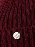 Бордовая шапка Gracia в категории Женское/Аксессуары женские/Головные уборы женские. Вид 3