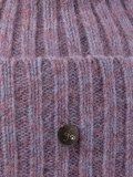 Сиреневая шапка FERZ в категории Женское/Аксессуары женские/Головные уборы женские. Вид 3