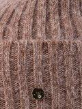Темно-бежевая шапка FERZ в категории Женское/Аксессуары женские/Головные уборы женские. Вид 3