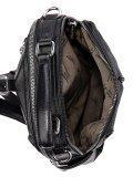 Чёрный рюкзак Fabbiano. Вид 5 миниатюра.