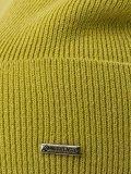 Оливковая шапка Gracia в категории Женское/Аксессуары женские/Головные уборы женские. Вид 3