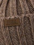Бежевая шапка FERZ в категории Женское/Аксессуары женские/Головные уборы женские. Вид 3