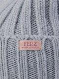 Голубая шапка FERZ в категории Женское/Аксессуары женские/Головные уборы женские. Вид 3
