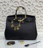 Чёрный тоут Angelo Bianco в категории Женское/Сумки женские/Женские деловые сумки. Вид 1