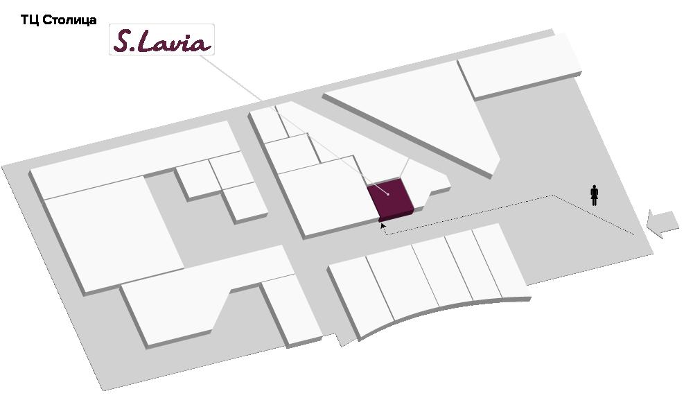 ТЦ Столица, план пожарной безопасности