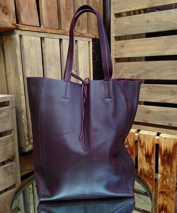 Шоппер – это сумка для покупок - фотография