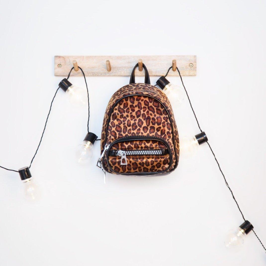 Рюкзак из кожи – ультрамодный выбор - фотография