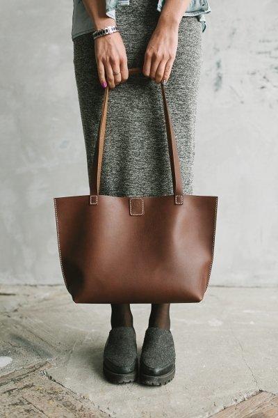 Фотография сумки - шоппера