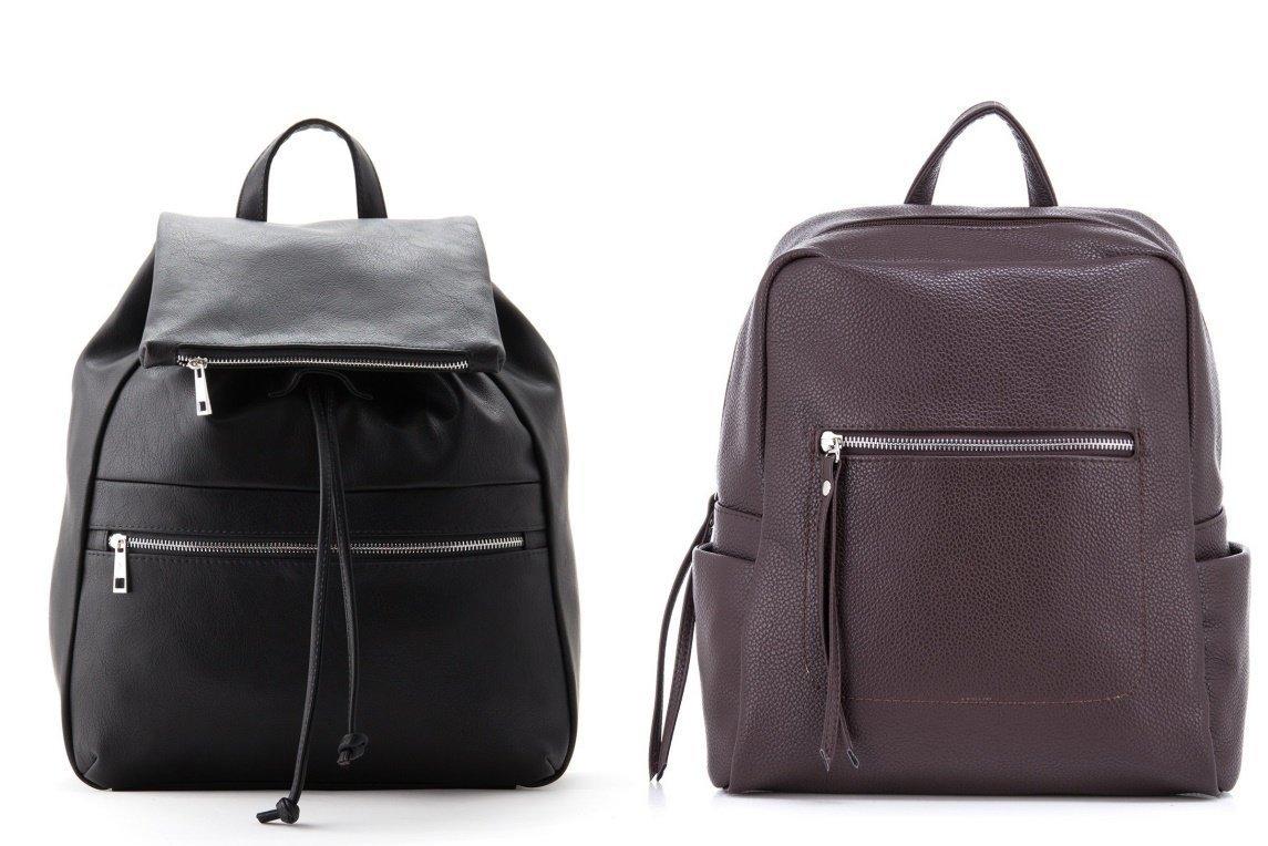 Вместительные рюкзаки среднего или большого размера - фотография