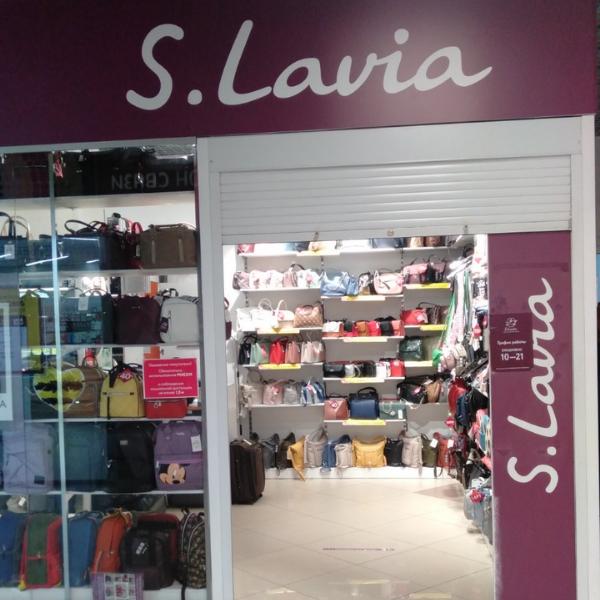 Вид магазина внутри