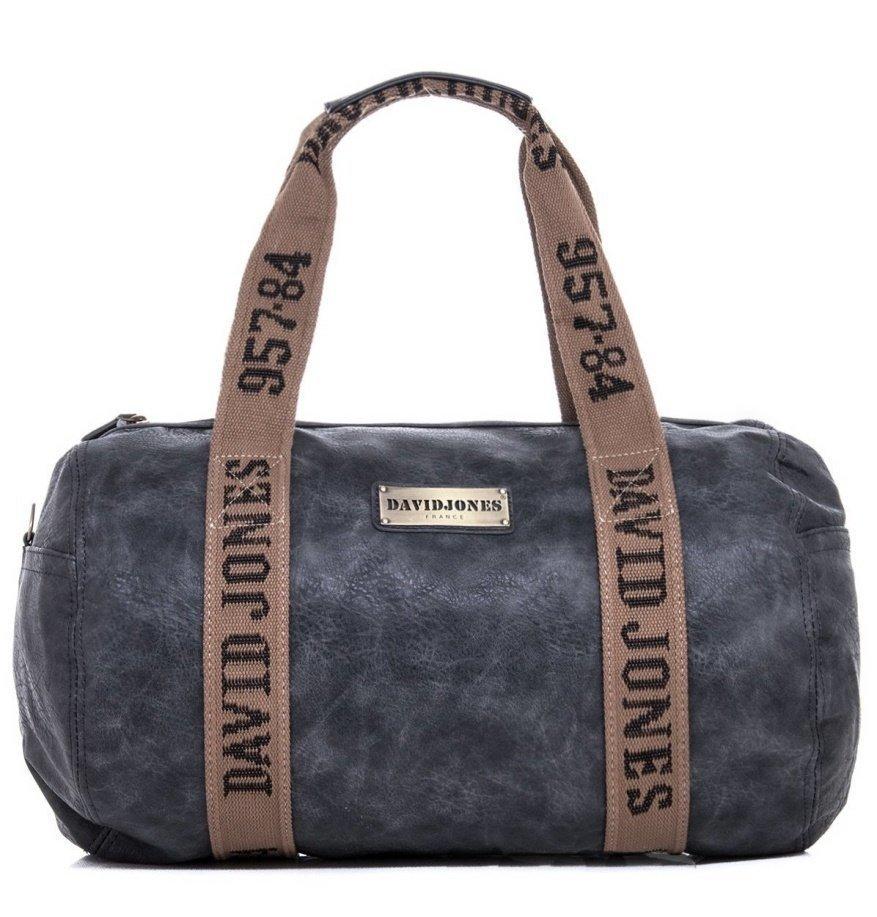 Дорожная сумка в виде формы бочонка - фотография